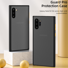 Load image into Gallery viewer, Galaxy Note 10 Plus - Shockproof Matte Case + Lens Shield