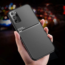 Load image into Gallery viewer, Galaxy Note 20 Ultra Carbon Fiber Twill Pattern Soft TPU Case