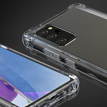 Load image into Gallery viewer, King Kong ® Galaxy Note 20 Ultra Anti-Knock TPU Transparent Case