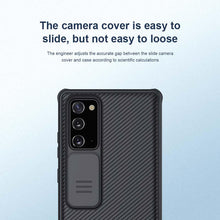Load image into Gallery viewer, Nillkin ® Galaxy Note 20 Camshield Shockproof Business Case