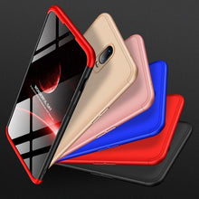 Load image into Gallery viewer, OnePlus  6T  (3 in 1 Combo) GKK Case + Tempered Glass + Camera Lens Guard