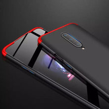 Load image into Gallery viewer, OnePlus 7 Pro (3 in 1 Combo) GKK Case + Tempered Glass + Camera Lens Guard