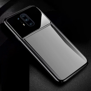 OnePlus 8/8 Pro (3 in 1 Combo) Lens Case + Tempered + Camera Lens Protector