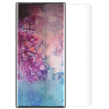 Load image into Gallery viewer, Galaxy Note 10 Lite (3 in 1 Combo) Glass Back Case + Tempered Glass + Camera Lens Guard