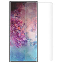 Load image into Gallery viewer, Galaxy Note 10 Plus (3 in 1 Combo) USAMS Glitter Case + Tempered Glass + Camera Lens Guard