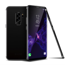 Load image into Gallery viewer, Galaxy S9 (3 in 1 Combo) Glitter Case + Tempered Glass + Earphones