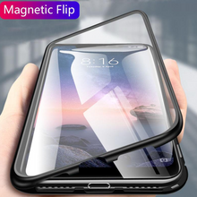 Load image into Gallery viewer, OnePlus 7T (Front+Back) Protection Magnetic Fit Case