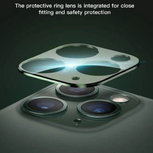 iPhone 11 Pro Max - TOTU - Ultra Thin Flexible Camera Lens Protector