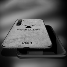 Load image into Gallery viewer, OnePlus Nord (3 in 1 Combo) Deer Case + Tempered Glass + Camera Lens Protector