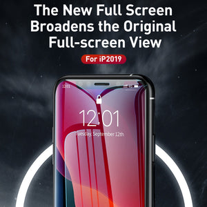 iPhone 11 Pro Max - Oleophobic Screen Protector + Lens Shield