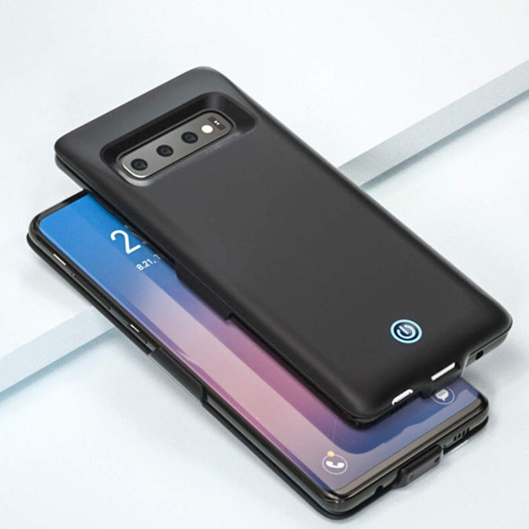 JLW® Galaxy S10 Plus Portable 6000 mAh Battery Shell Case