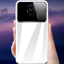 Load image into Gallery viewer, OnePlus 8/8 Pro (3 in 1 Combo) Lens Case + Tempered + Camera Lens Protector