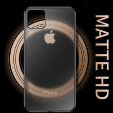 Load image into Gallery viewer, iPhone 11 Pro - Ultra-Thin Matte Paperback Case + Tempered Glass