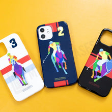 Load image into Gallery viewer, iPhone 12 Santa Barbara Polo Racquet Jockey Series Case
