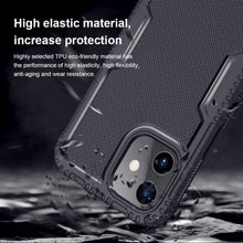 Load image into Gallery viewer, Nillkin ® iPhone 12 Tactics TPU Protection Case