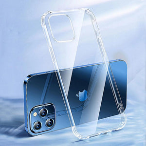 King Kong ® iPhone 12 Pro Anti-Knock TPU Transparent Case