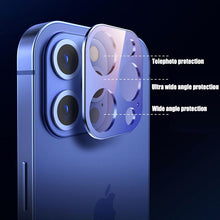 Load image into Gallery viewer, iPhone 12 Pro Camera Lens Protector