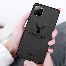 Load image into Gallery viewer, iPhone 11 Pro Max [3-in-1 Combo] Deer Case + Tempered + Lens Shield