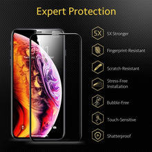 Load image into Gallery viewer, iPhone 11 Pro Max - Oleophobic Screen Protector + Lens Shield