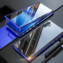 Load image into Gallery viewer, Galaxy Note 10 Plus (Front+Back) Protection Magnetic Fit Case