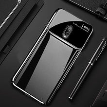 Load image into Gallery viewer, OnePlus 7 (3 in 1 Combo) Lens Case + Tempered Glass + Camera Lens Guard