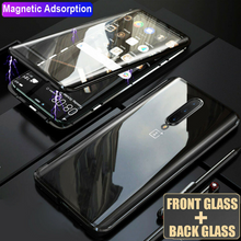 Load image into Gallery viewer, OnePlus 7 Pro (Front+Back) Protection Magnetic Fit Case
