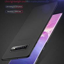 Load image into Gallery viewer, Galaxy S10  (3 in 1 Combo) Paper Back Case + Tempered Glass + Camera Lens Guard