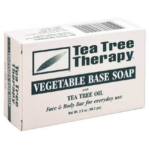 Tea Tree Therapy Vegetable Base Soap 110 g