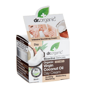 Dr. Organic Virgin Coconut Oil Day Cream 50 mL