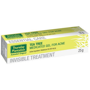 Thursday Plantation Tea Tree Gel For Acne 25G