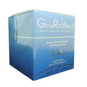 Glow Radiance Hydra Cream 1.7 fl.oz, 50 mL