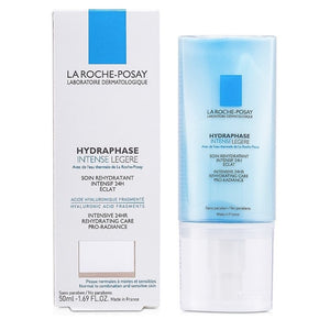 La Roche-Posay Hydrphase Intense Legere Light 50 mL