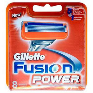 Gillette Fusion Power Blade 8's 28986