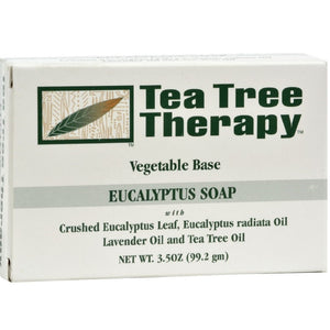 Tea Tree Therapy Eucalyptus Soap 99.2 gm