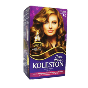 Wella Koleston Color Cream Medium Blonde 7-0