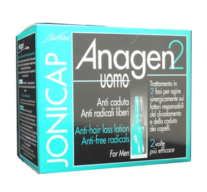 Anagen 2 Anti Hair Loss Lotion Vial For Men 12's