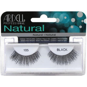 Ardell Natural Eyelashes Black 105