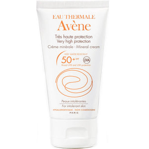 Avene Very High Protection SPF50+ Mineral Cream 50ML