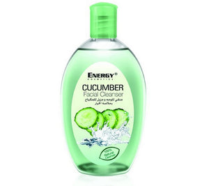 Energy Cosmetics Facial Cleanser Cucumber SJ 235ML