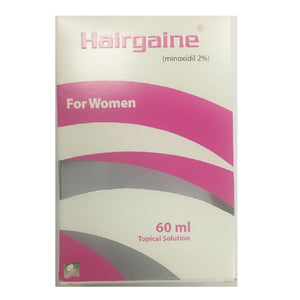 Hairgaine 2% Topical Solution 60 mL