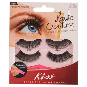 Kiss Haute Couture Eyelashes Lust KHLD03