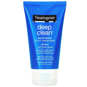 Neutrogena Deep Clean 2-In-1 Invigorating Wash 150ML