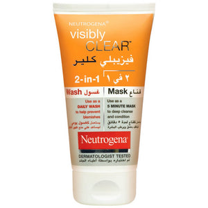 Neutrogena Visibly Clear Wash Mask 150ML