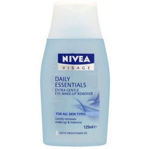 Nivea Visage Eye Make-Up Remover 125 mL
