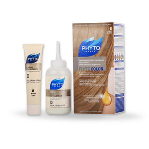 Phyto Phytocolor 8 Light Blond Cream