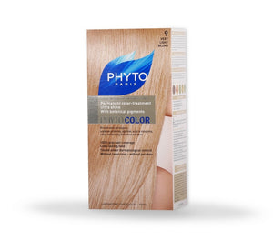 Phyto Phytocolor 9D Very Light Golden Blond Cream