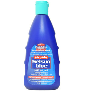 Selsun Blue 1% Dual Action Shampoo 207 mL