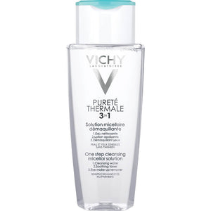 Vichy Purete Thermale 3 in 1 One Step Cleansing Micellar Solution 200 mL