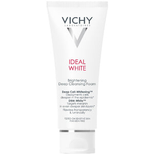 Vichy Ideal White Brightening Deep Cleansing Foam 100 mL