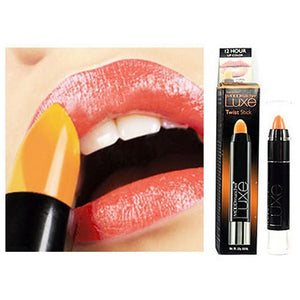 Luxe Mood Matcher Color Orange Lipstick